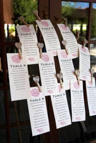 Seating Arrangement with Custom C&J pin holders