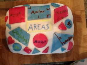 Area Cake
