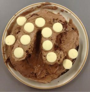 A Pi-le of Chocolate