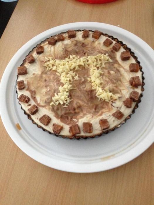 Entry 37 - Pi Cheesecake