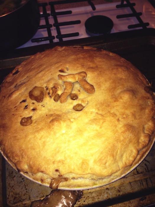 Entry 2 - Pi Pie