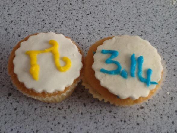 Entry 32 - Pi Fairy Cakes