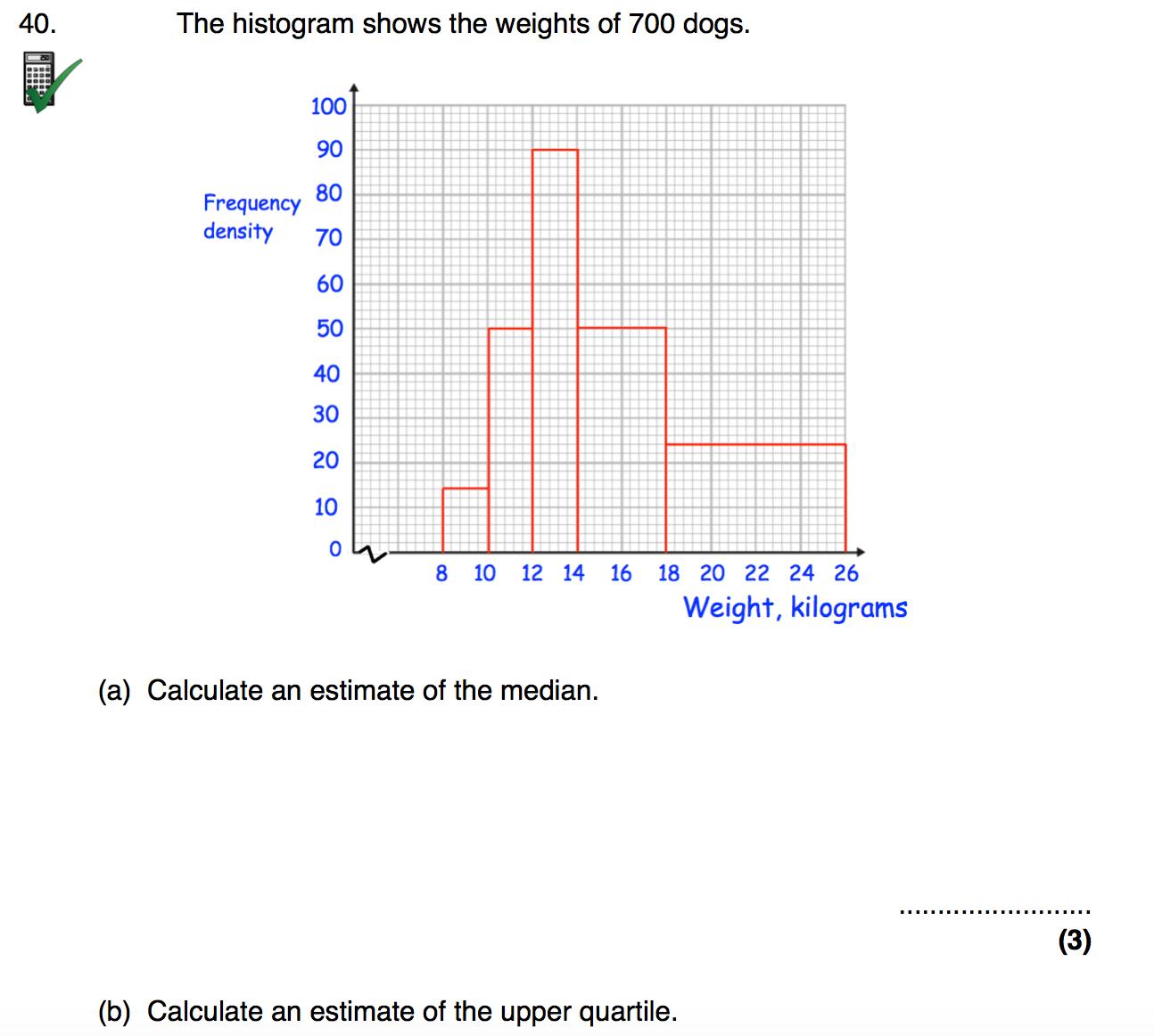 Challenge Paper – Higher | Corbettmaths