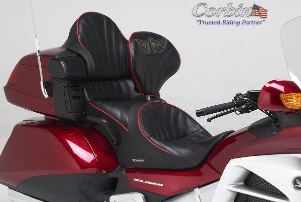 Corbin Motorcycle Seats & Accessories Honda Goldwing