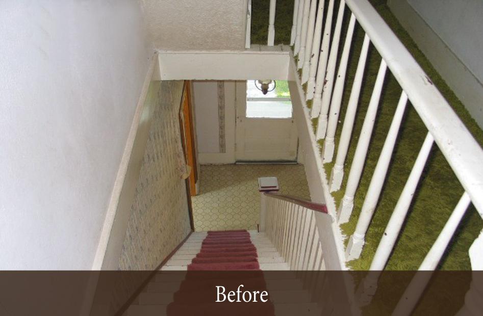 Stairs – SA – Before 1