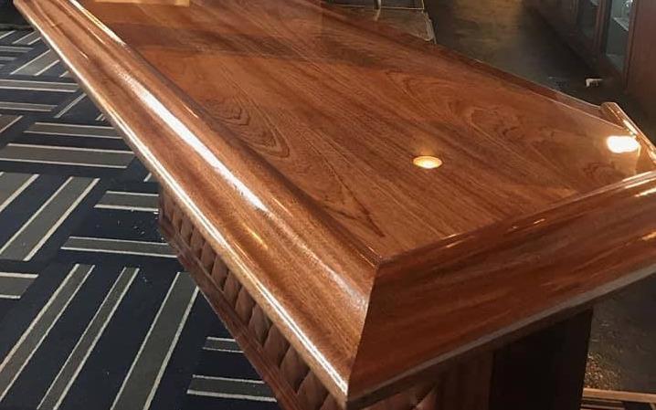 Custom Bar TOP SA Project Build
