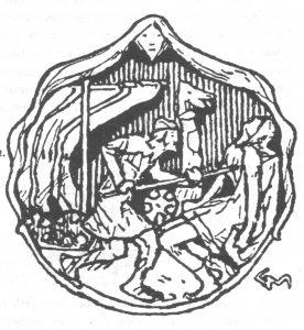 Murder of King Gudrød