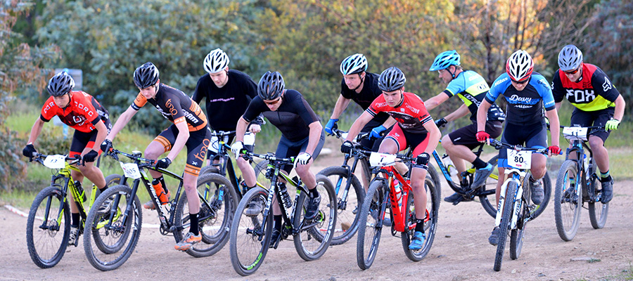 XC #5 in Stromlo Forest Park
