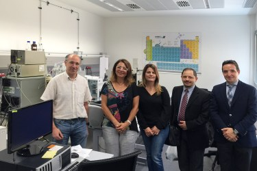 Juan Manuel Corchado - Recepción de investigadores de Brasil y Qatar