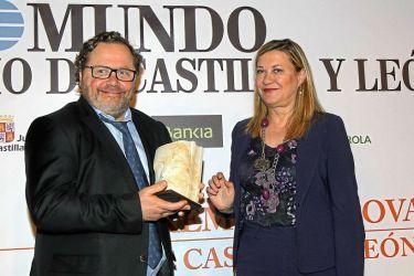 """Jorge García, """"Personaje Único"""" de Castilla y León"""
