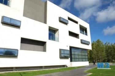 Edificio M3 del Parque Científico.Foto Europa Press