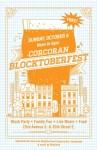 CNO Blocktoberfest poster