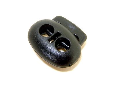Pk233 Plastic Mini Bean Cord Lock At Cord Lock Com