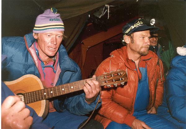 Boukreev y Balyberdin 1991