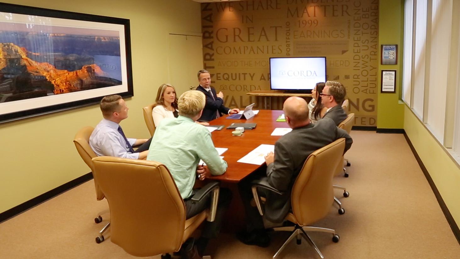 Corda Conference Room