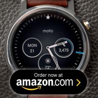Moto 360 - Buy it on Amazon