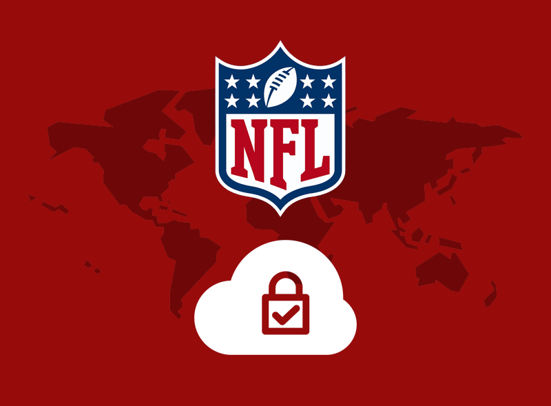 NFL Game Pass with a VPN