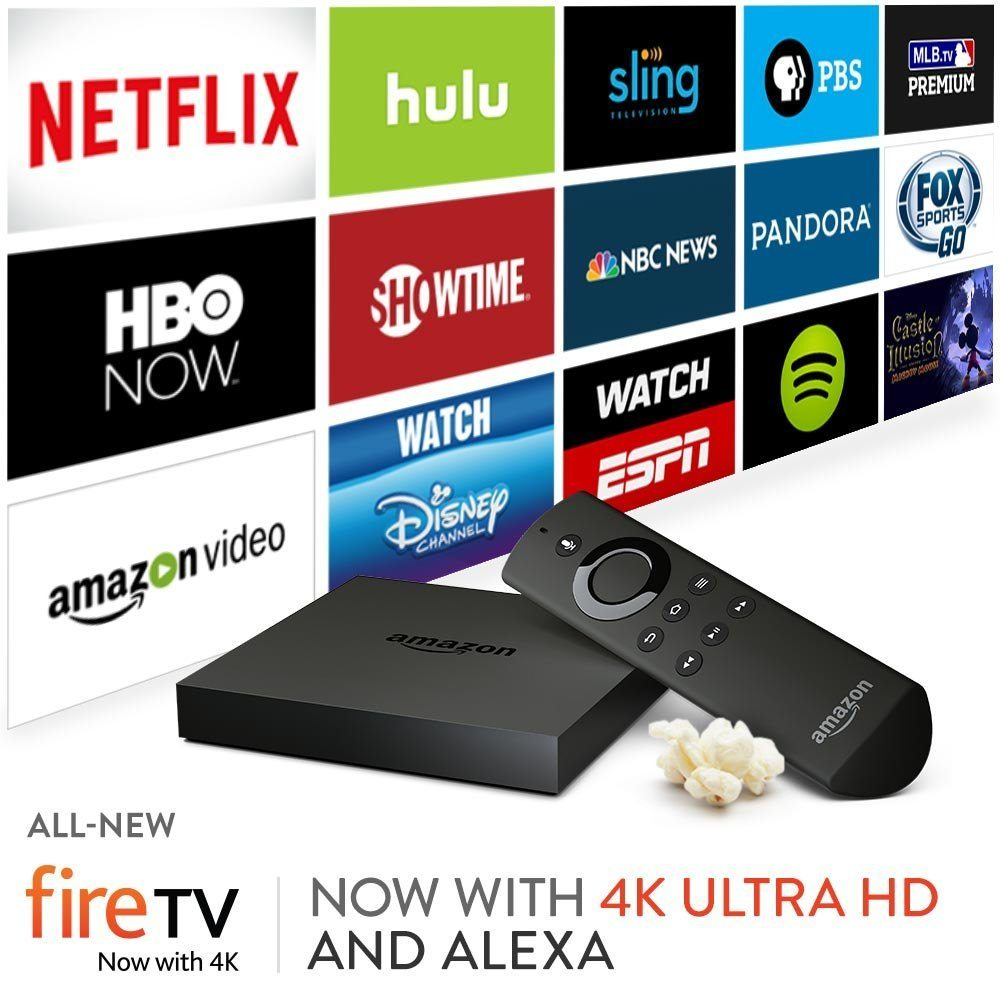 5554471f2 The Cord Cutting Show Episode 33 - Fire TV 4K