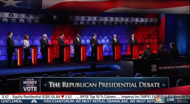 How To Watch the GOP CNBC Debate on Your Roku, Fire TV