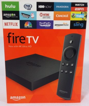 Fire TV 2 Box