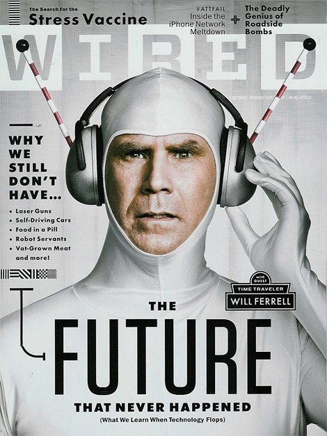 WIRED Magazine Teams Up with Netflix to Produce a New Netflix ...
