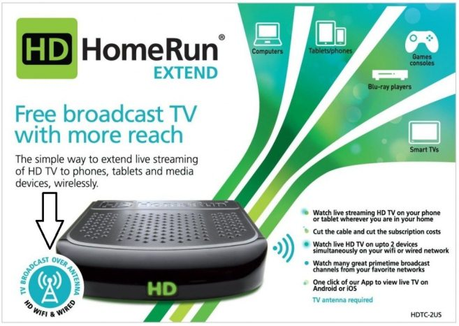 Review: SiliconDust HDHomeRun EXTEND FREE Broadcast HDTV