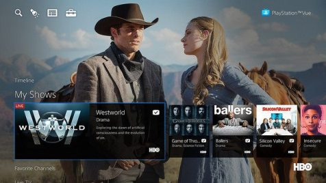 Our First Look at PlayStation Vue's New Guide - Cord Cutters