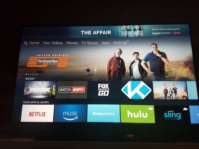 A New Fire TV Software Update 5 2 4 0 & User Interface is Rolling