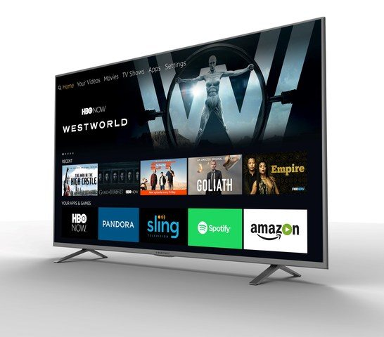 Been thinking about getting a smart TV with built-in Fire TV? Well, today may be the day as Amazon is having sale for 50\u201d and 55\u2033 models. Amazon\u0027s Edition Smart TVs Are on Sale - Cord Cutters News