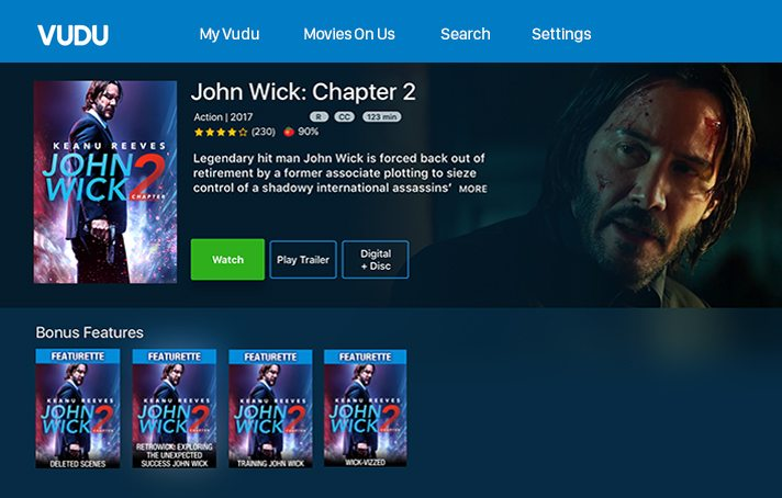 Vudu is Officially Coming to The Apple TV But… - Cord