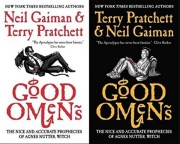 Good Omens novel greenlit by Amazon Studios for 2018 release