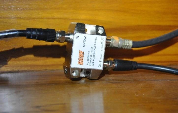 antenna-splitter