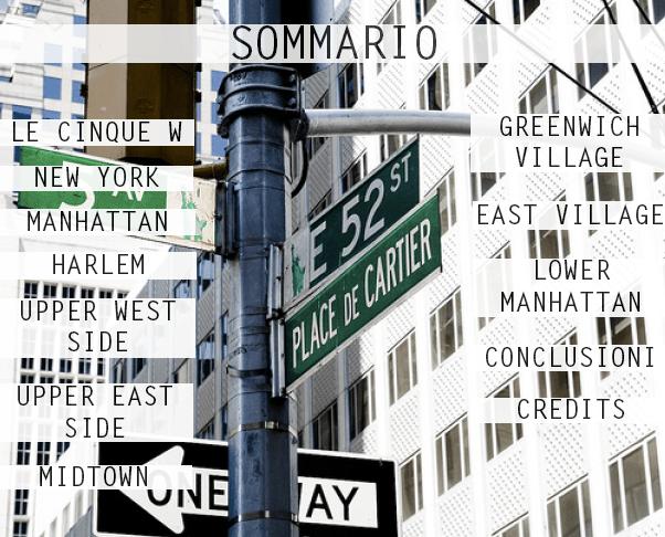 Valentina Rossetti, New York, sommario