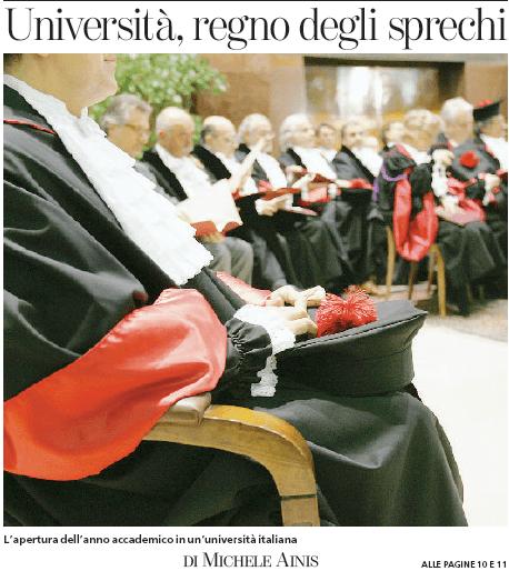 La Stampa, 1.11.2008.