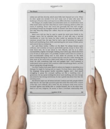 Amazon > Kindle DX