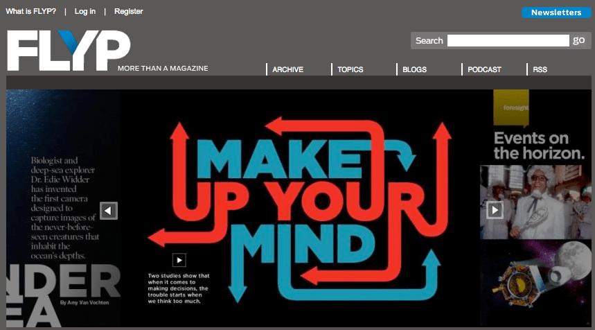 FLYP > Homepage