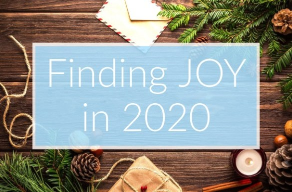 Finding JOY in 2020