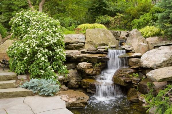 waterfalls - cording landscape
