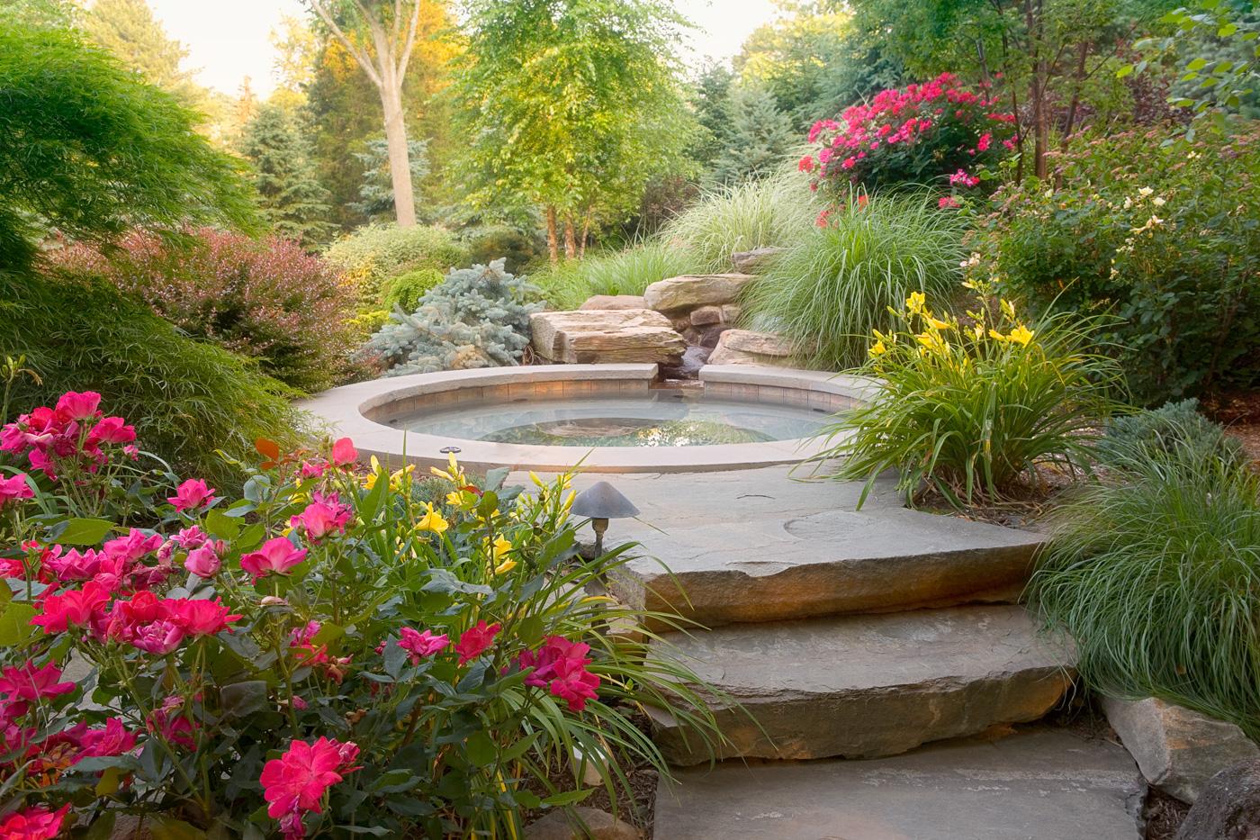 Spas  Cording Landscape Design