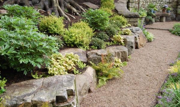rock gardens - cording landscape