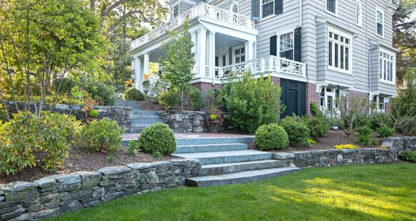 landscaping in glen ridge jersey