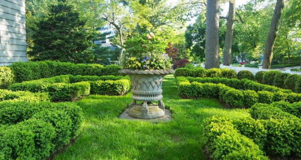 landscaping in glen ridge