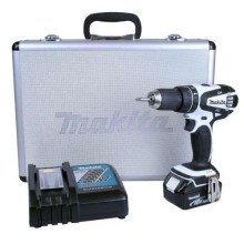 Makita DHP456RMWX 18V Li-Ion Cordless LXT Combi Drill with 1 x 4Ah Battery