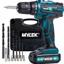 MYLEK 18V Cordless Drill Driver UK Review