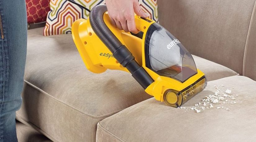 Best cordless car vacuum cleaner used in cleaning coaches in the house, showing their multipurpose nature