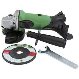 An image of METABO 18V 4-1/2inch Angle Grinder, an example of the best cordless angle grinder