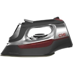 A pictorial representation of CHI Steam Iron, an incredible unit among the best cordless iron for quilting