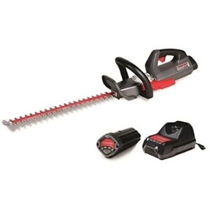Troy-Bilt CORE TB4400 40V 22-Inch, a significant unit among the best cordless hedge trimmer