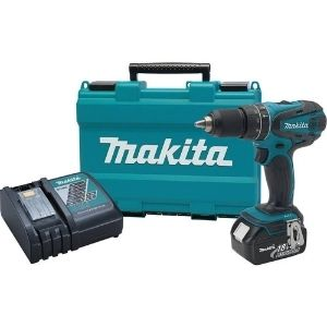 An image of Makita XPH012 18V LXT Lithium-Ion Cordless, an example of the best cordless drill under $150