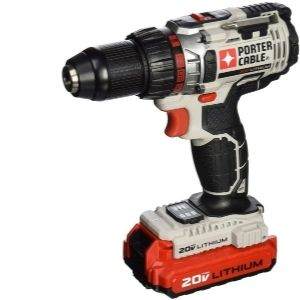 An image of PORTER-CABLE 20V MAX, one of the primary tools among the best 20v cordless drill
